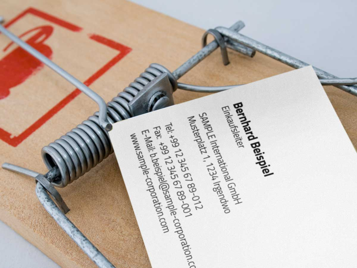 10 fallen bei der beschaffung von firmen visitenkarten. Black Bedroom Furniture Sets. Home Design Ideas