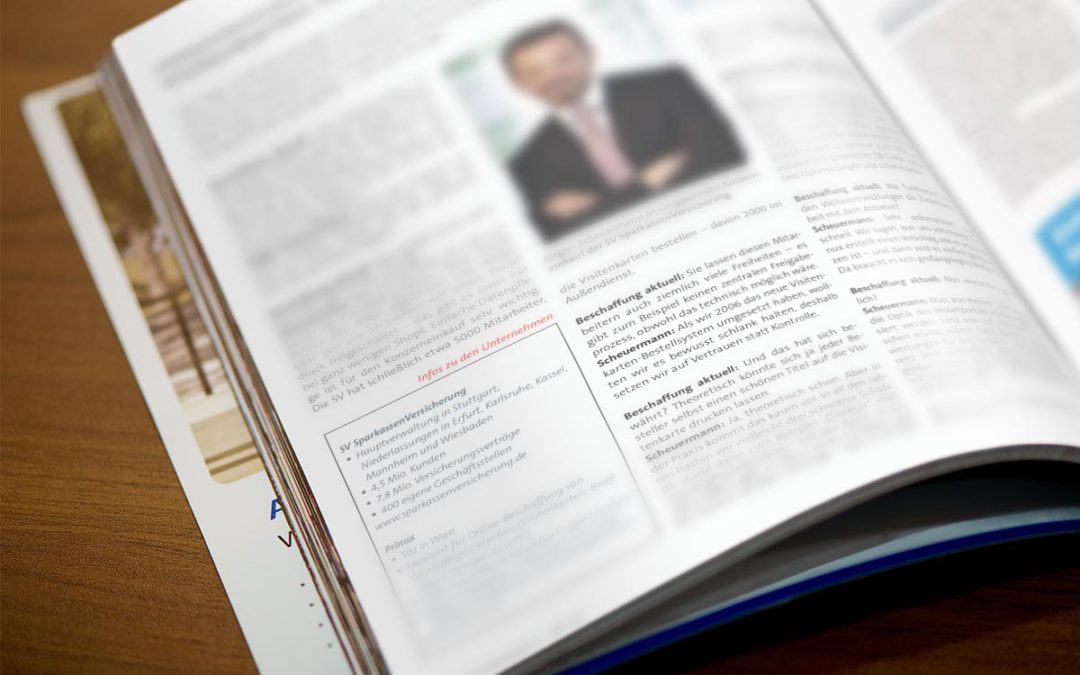 """""""Nur 3 schwarze Schafe"""": Beschaffung aktuell bringt Interview mit langjährigem prinux-Kunden"""