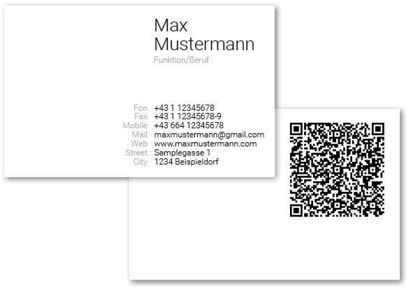 Hier Lösen Sie Ihren Prinux Gutschein Für Visitenkarten Ein