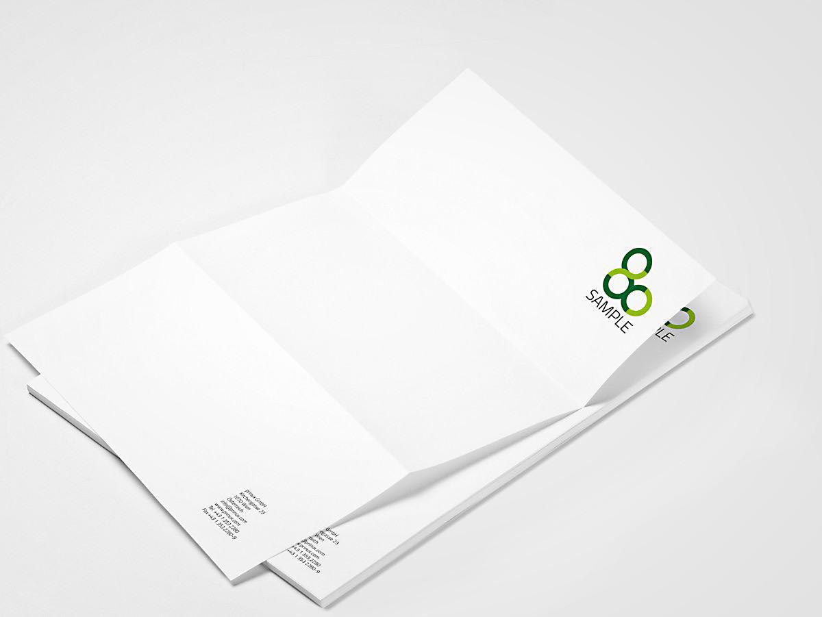 Briefpapier für Unternehmen