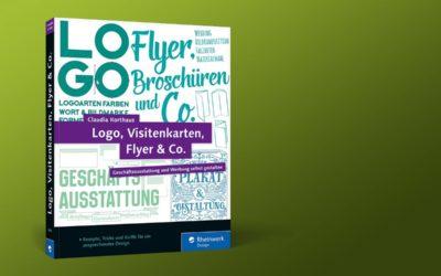 Buchtipp: Logo, Visitenkarten, Flyer & Co.