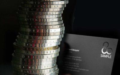 Wie viel kosten Visitenkarten wirklich? Der Online-Rechner zeigt's
